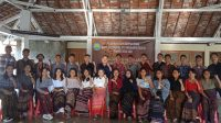 Pelantikan Pengurus Ikatan Keluarga Ile Ape Yogyakarta (TALA IA) Periode 2020/2021