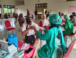 Repdem Laksanakan Vaksinasi Covid-19 untuk Rakyat Yogyakarta