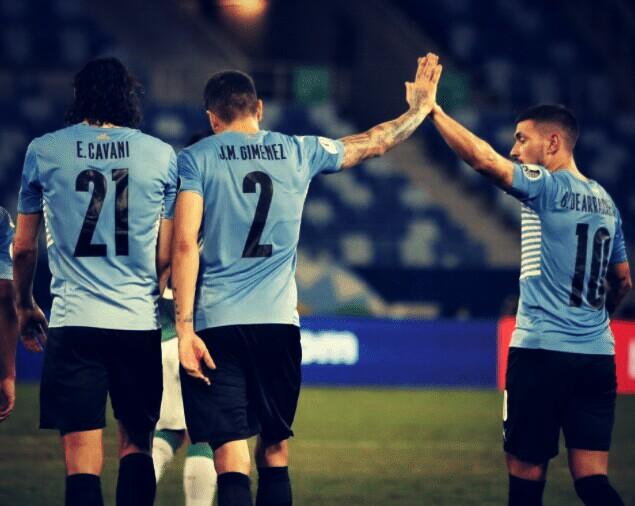 Berikut Link live streaming Uruguay vs Bolivia