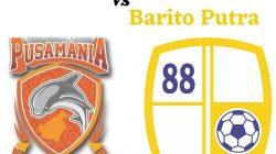 Klik! Link Live Streaming Borneo FC vs Barito Putera