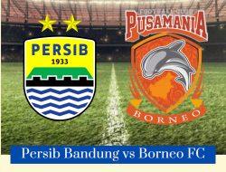 #Link Live Streaming Persib Bandung vs Borneo FC