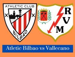 Klik! Link Live Streaming Liga Spanyol: Atletic Bilbao vs Vallecano