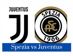 Nonton Live Streaming Spezia vs Juventus