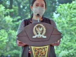 Puan Kenang Jasa Bung Karno Di Peresmian Pabrik HSM 2 Krakatau Steel