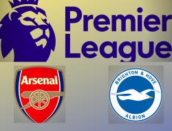 Link Streaming Brighton vs Arsenal