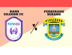 Link Streaming RANS Cilegon FC vs Perserang Serang