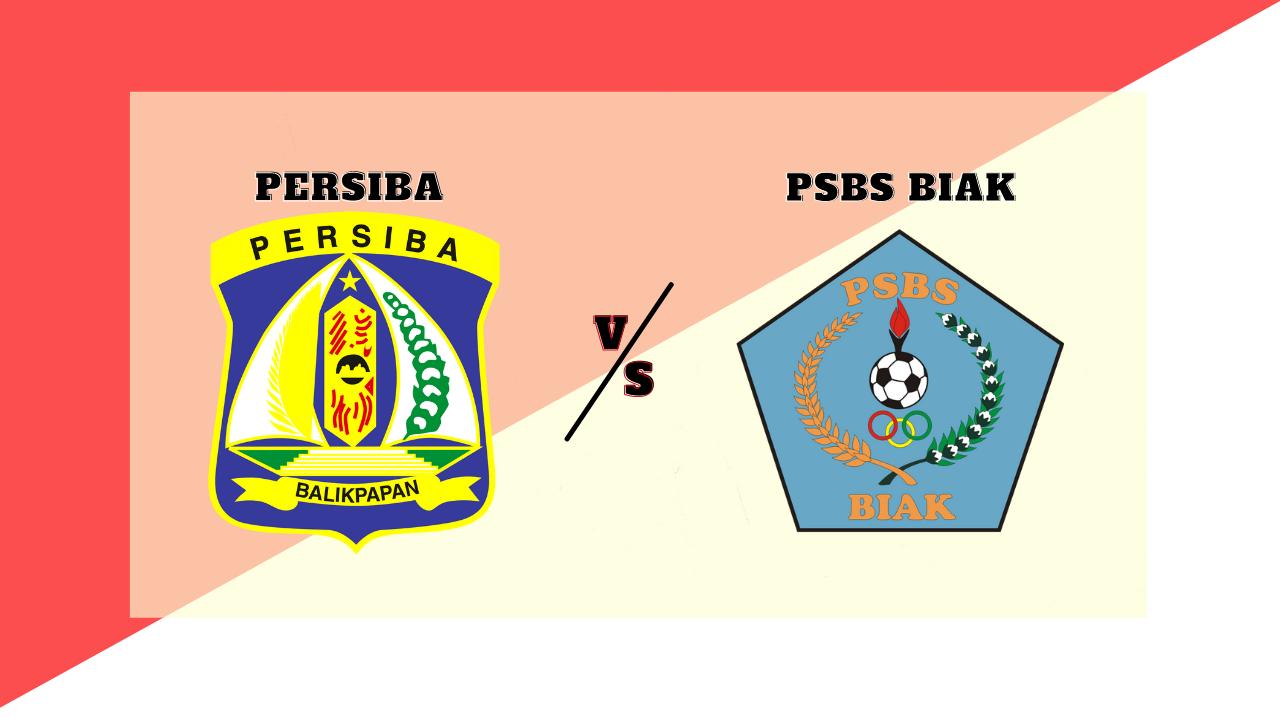 Link Streaming Persiba vs PSBS Biak