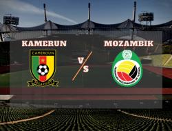 Link Streaming Kamerun vs Mozambik