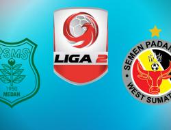 Link Streaming PSMS Medan vs Semen Padang