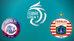 Link Streaming PersijaJakarta vs AremaFC